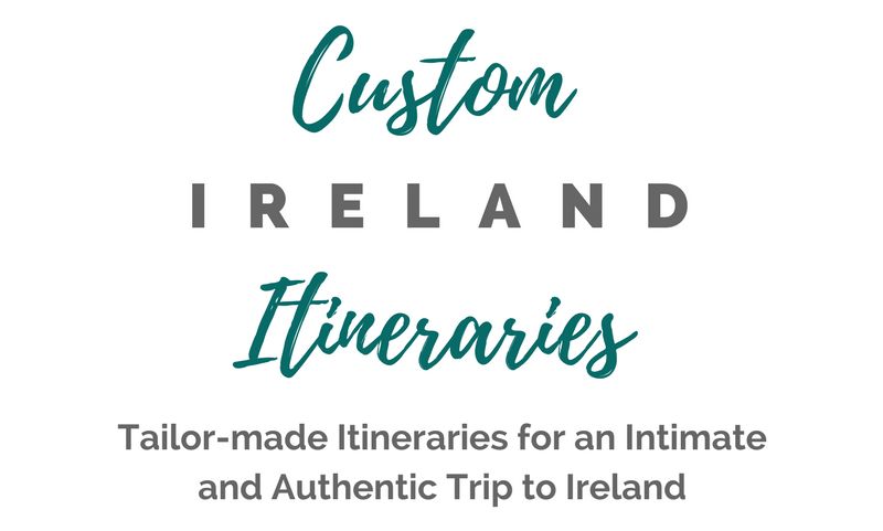 Custom Ireland Itineraries
