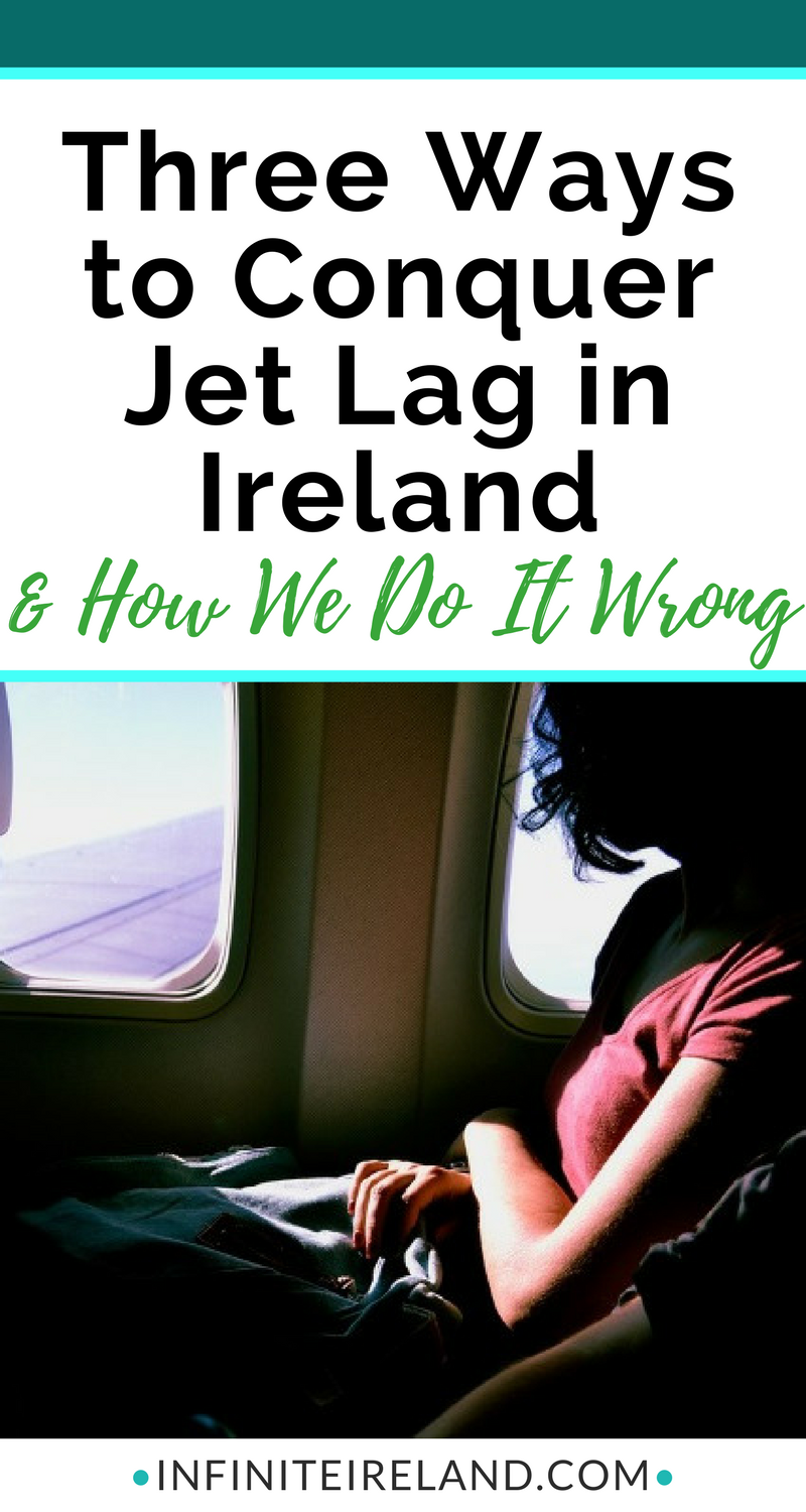 jet lag in Ireland