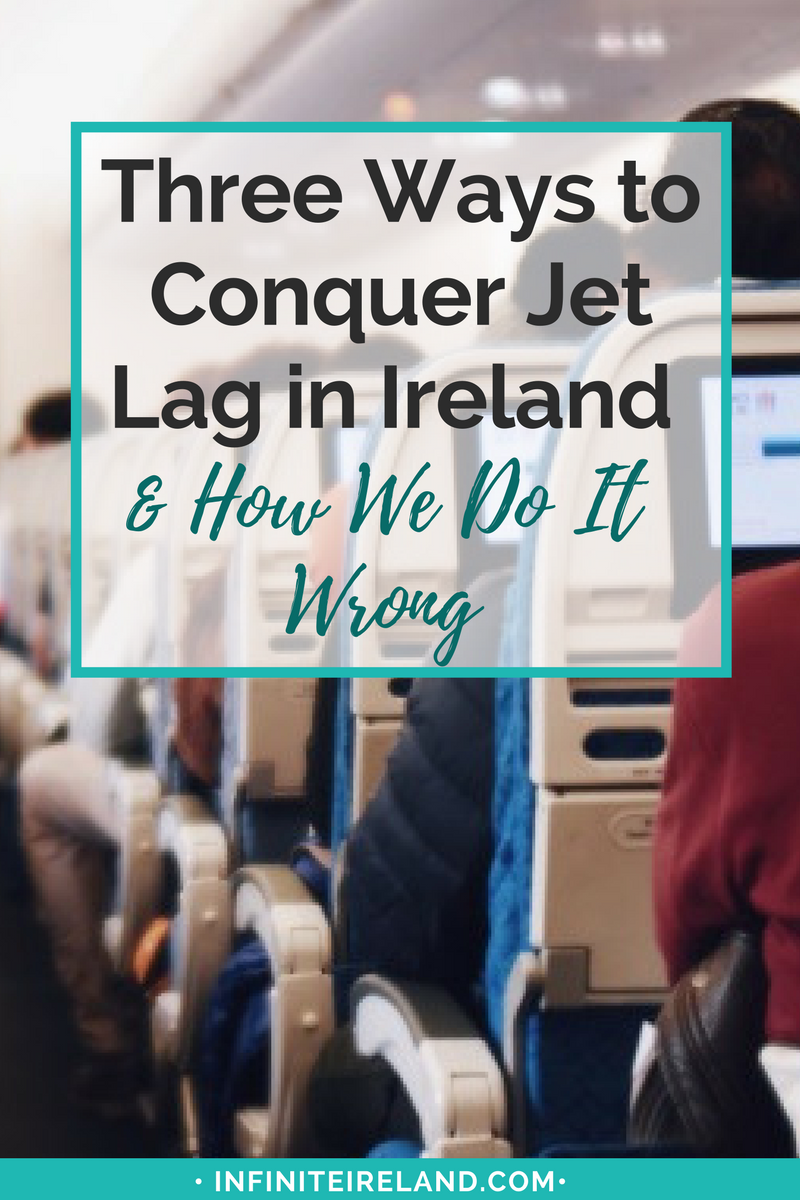 jet lag in Ireland