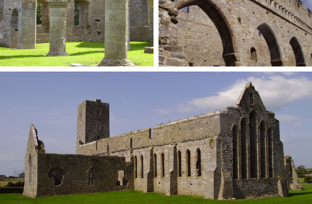 Ardfert Cathedral, Co. Kerry