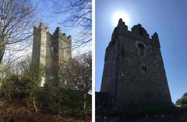 Drommond Castle