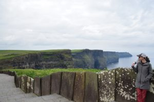 Jody Orrison Cliffs of Moher