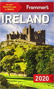 Rock of Cashel on cover on book